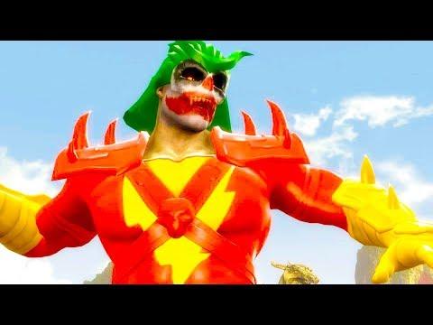 Mortal Kombat Komplete Edition - Joker Shazam Shao Kahn PC Mod Arcade Ladder Playthrough