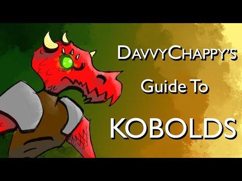 Davvy's D&D 5e Kobold Guide