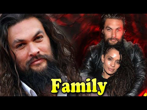 Jason Momoa Family With Daughter,Son and Wife Lisa Bonet 2020