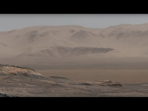 A 360-Degree View of Mars Like You've Never Seen Before