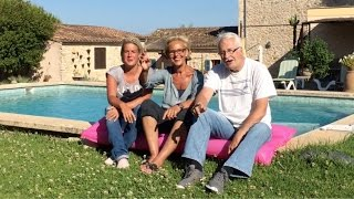 Video Melanie, Brigitte und Wilfried