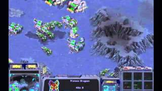 [2005.10.21] So1 스타리그 4강 A조 3경기 (라이드 오브 발키리즈) 임요환(Terran) Vs 박지호(Protoss)