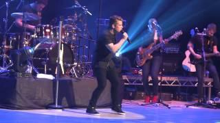 Joe McElderry - Ambitions & Until The Stars Run Out - Basingstoke