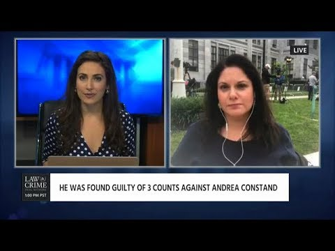Elura Nanos Reports again from the Bill Cosby Sentencing on Law & Crime Network 09/24/18