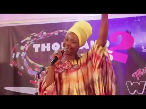 SHOLA ALLYSON Awesome Worships @ a Thousand Tongues Concert 2018