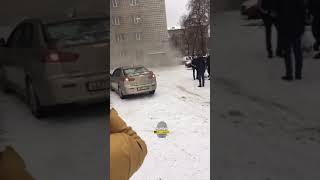 Новосибирск. Пожар в общежитии (часть 2).
