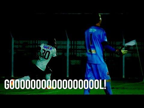 Malcom abre o placar na Arena Corinthians