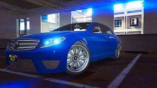 Обзор автомобиля: Benefactor Schafter V12. Дерзкий самый? GTA Online.
