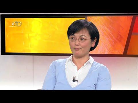 Motoko Sakae. Chanteuse lyrique, cette japonaise a été baptisée il y a un an