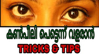 👀How To Grow Eyelashes Thicker And Longer Naturally ||Instant Longer & Thicker Eyelashes 💯