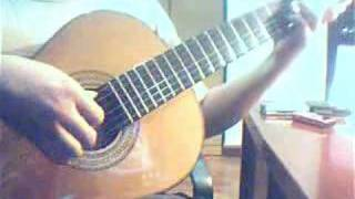 Pachelbel Canon in G Major on Guitar