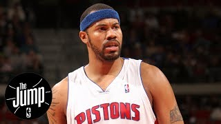Rasheed Wallace Says '04 Pistons Could Beat Today's Warriors | The Jump | ESPN - Video Youtube