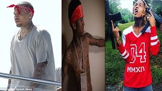 FAKE BLOOD RAPPERS EXPOSED IN HIP-HOP!