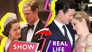 The Crown: The Real Life Partners Revealed | ⭐OSSA