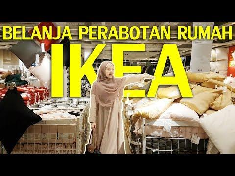 BELANJA PERABOTAN RUMAH DI IKEA