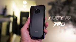 Huawei Mate 20 Pro - This Phone is Insane!