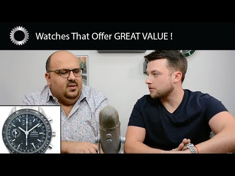 Better Value and Price Watches Than Patek Philippe and Rolex ? – Great Bang Per Buck Watches !