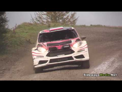 Preview video WRC - RALLY DEL GALLES