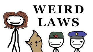Weird Laws from Around the World