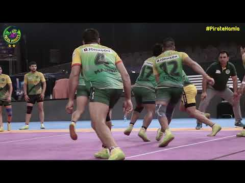 PATNA PIRATES SEASON 5 WINNERS