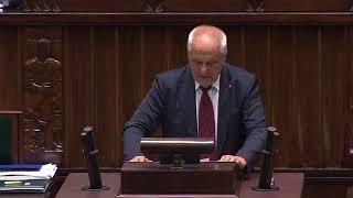 Stefan Niesiołowski - wystąpienie z 19 lipca 2018 r.