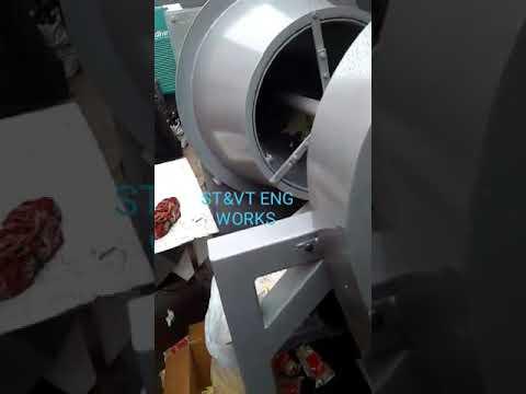 Kurkure Roaster Machine