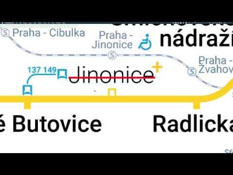 Совет 17 июля 2018 года о схеме пражского метро