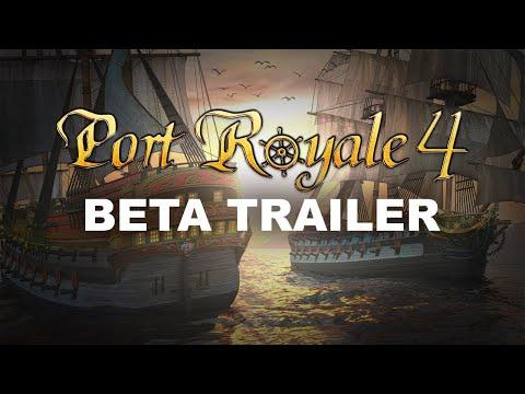 Port Royale 4 (PC) - Steam Key - GLOBAL - 1