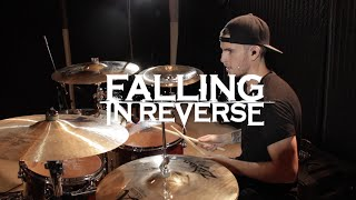 "Anthony Ghazel | Falling In Reverse | ""Raised by Wolves"" 