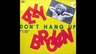 Elly Brown - Don't Hang up Vocal Short High Quality