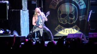 Zakk Wylde Acoustic Tour -- Miss May I Tour -- New TesseracT Teaser -- Anthrax cover of Smokin
