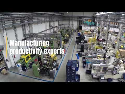 Track MFG with Barcodes