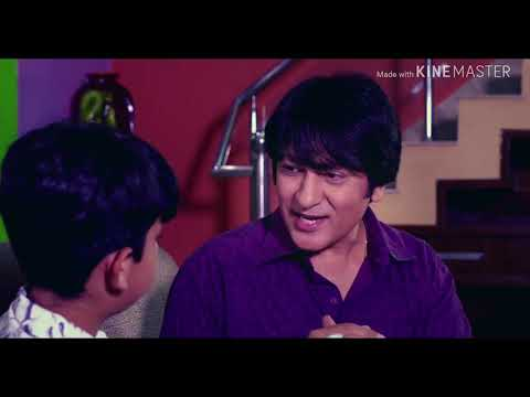 Viraaj in short film shapath