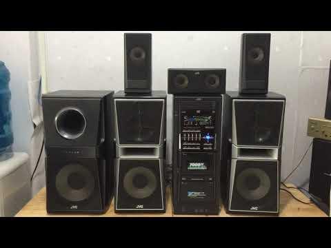 Dàn âm thanh JVC DX-T77 5.1