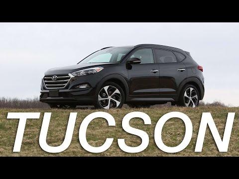 2016 Hyundai Tucson Quick Drive | Consumer Reports