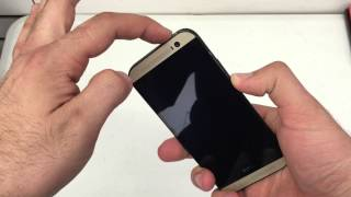 How to hard reset The HTC One m8 Sprint Verizon ATT T-Mobile Remove Password