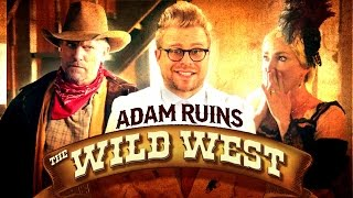 How Prostitutes Settled the Wild West | Adam Ruins Everything