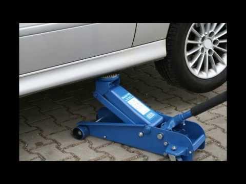 Rangierwagenheber: die BESTEN hydraulischen Wagenheber 2017!