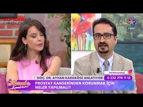 Ayhan Karaköse - İdrar Yapmanın Prostata Etikisi - Nurselin Konukları Star TV