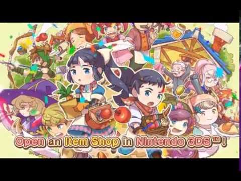 Trailer - 3DS eShop - Game Kingdom's Item Shop thumbnail