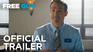 Trailer thumnail image for Movie - Free Guy
