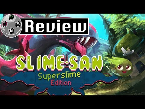 Slime-San: Superslime Edition Review video thumbnail