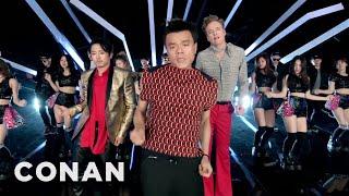"J.Y. Park ""Fire"" feat. Conan O"