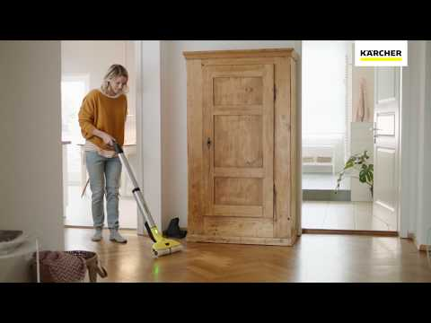Comment nettoyer ses sols rapidement ? - les nettoyeurs de sols Kärcher