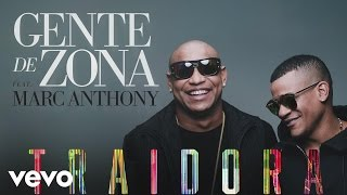 Gente De Zona & Marc Anthony - Traidora (Cover) (Audio)
