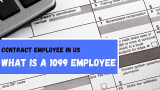 What is a 1099 Employee
