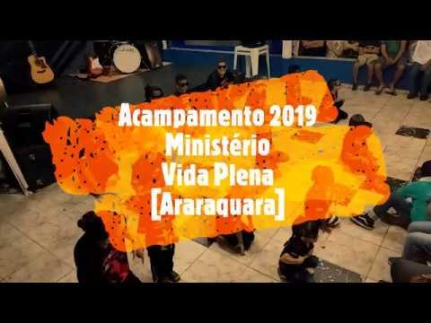 Acampamento 2019 - Crianças de Araraquara