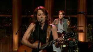 Brandi Carlile - Raise Hell - Craig Ferguson Late Late Show