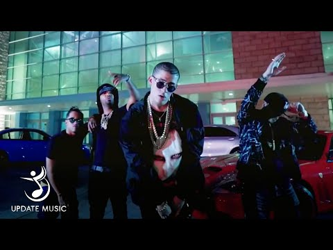 Caile - Bad Bunny Ft Bryant Myers, Zion, De La Ghetto y Revol