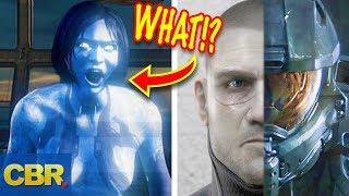 10 Dark Secrets About Halo Microsoft Doesn